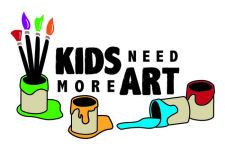 Kids Need More Art Summer Art Series