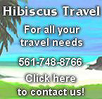Hibiscus Travel in Jupiter Florida