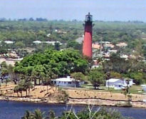 Famous Jupiter Lighthouse
