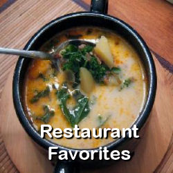 Copycat Faves: Restaurant Recipes