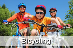 Bicycling in Jupiter