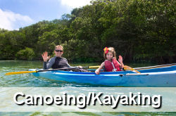 Canoeing, Kayaking, Paddleboarding in Jupiter, FL
