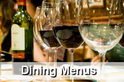 Dining Menus and Guide to Jupiter, FL