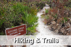 Hiking Trails in Jupiter